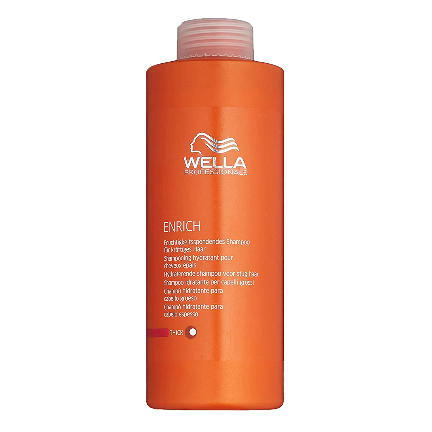 Wella Shampoo Idratante Capelli Grossi 1000 Mill 4015600117986