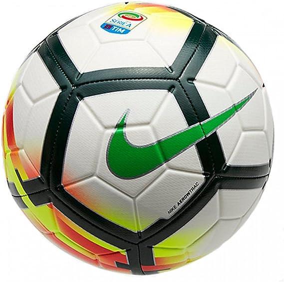 Nike Serie A Tim Strike - Balón original de la temporada 2017/2018 ...