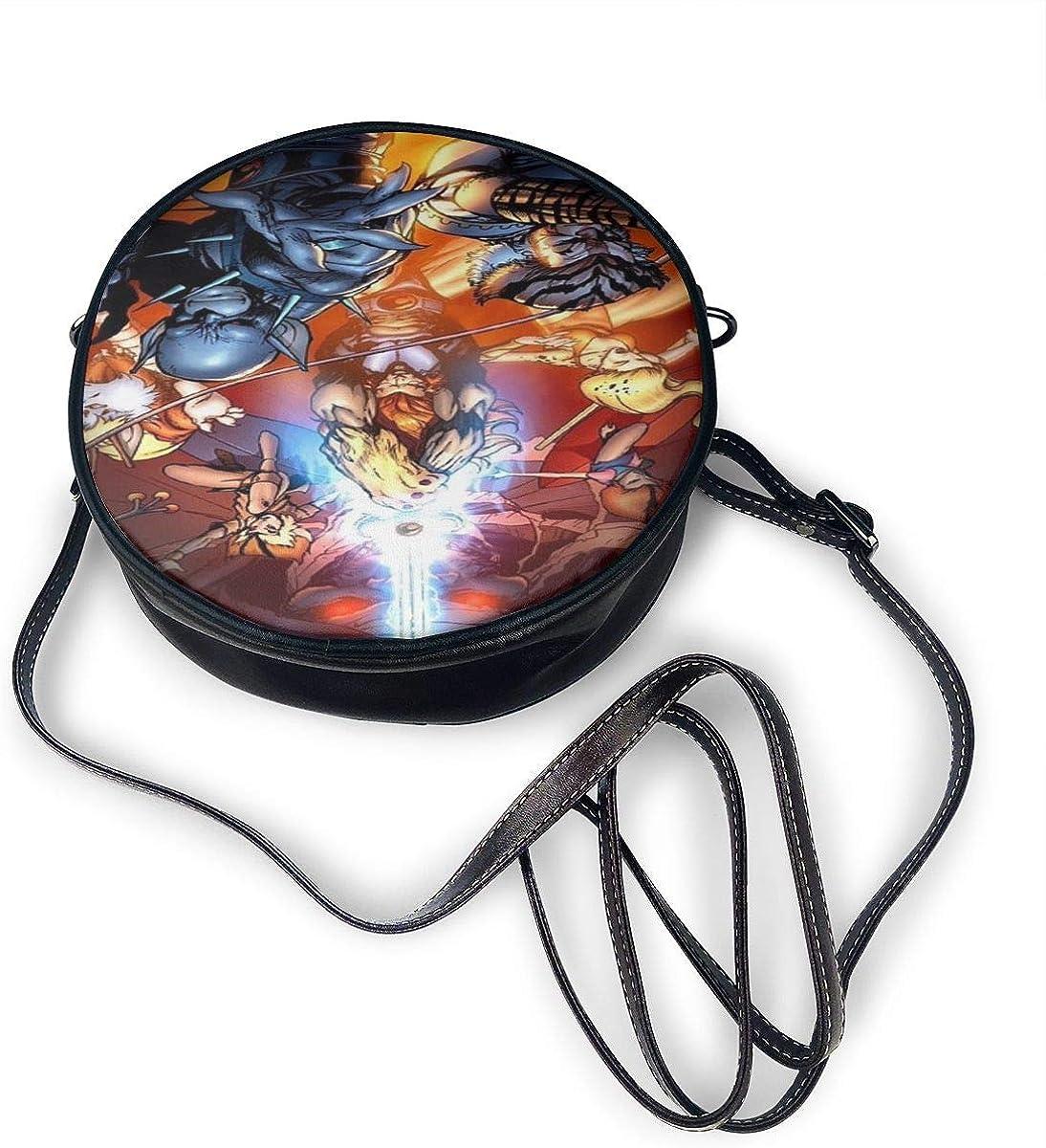 Thundercats Round Single Shoulder Bag