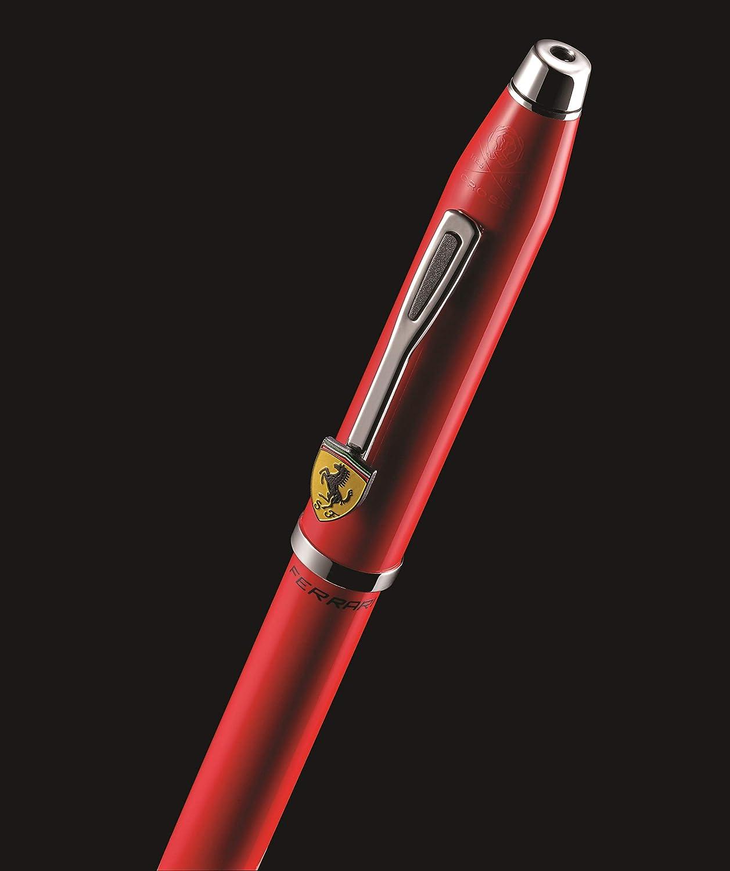 Cross Century II Collectioen for Scuderia Ferrari Ferrari Ferrari Rollerball (Strichstärke 0,7 mm, Schreibfarbe  schwarz, inkl. Premium Geschenkbox) glanzchrom B07GZN9DVH | König der Quantität  | Umweltfreundlich  | Gutes Design  730b99