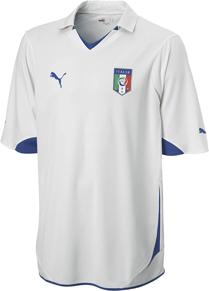 PUMA 736648 02 - Camiseta/Camisa Deportivas para Hombre, Color Blanco, Talla S: Amazon.es: Ropa y accesorios