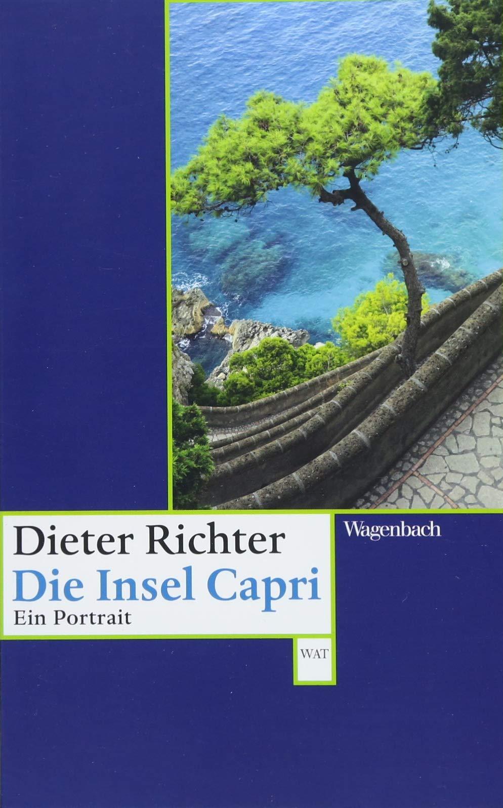 Die Insel Capri. Ein Portrait (Wagenbachs andere Taschenbücher) Taschenbuch – 16. März 2018 Dieter Richter 3803127955 Italien Fotobände (allgemein)