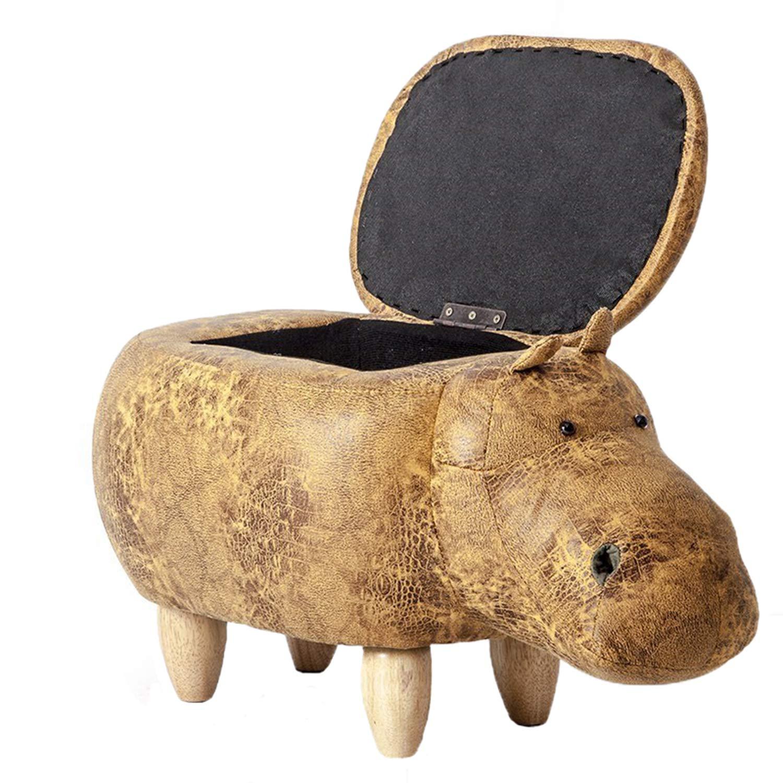 WENRIT® Kinder kreativer niedlicher Hocker Stuhl D Lagerung