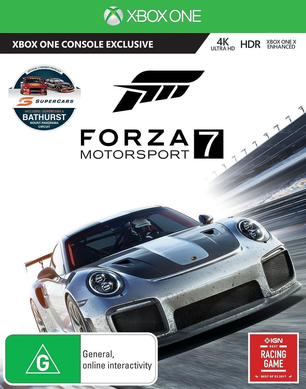 Amazon Com Forza Motorsport 7 Xbox One Video Games