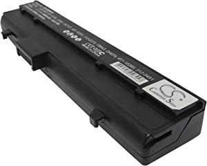 4400mAh Battery Replacement for DELL Inspiron E1405 Inspiron 630M Inspiron 640M PP19L XPS XPS M140 YG326 0Y9948 312-0373 0CC156 0C9554 0DC224 DC224 FC141 Y9943 YG310 Y9947 TC023 0FC141 CC154 (11.1V)