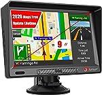 Car GPS, 9 inch GPS Navigation for Car with Sunshade HD
