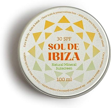 Sol De Ibiza Sol De Ibiza Crema Solar Spf30 100Gr. Bio 100 g ...