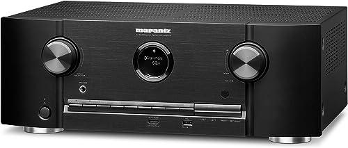 Marantz 4K UHD AV Receiver SR5014 - 7.2 Channel (2019 Model)