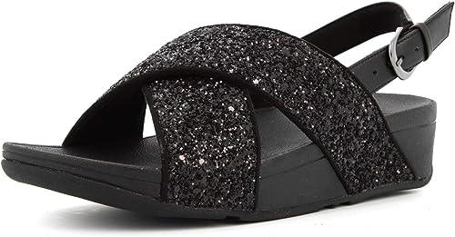fitflop glitter sandal