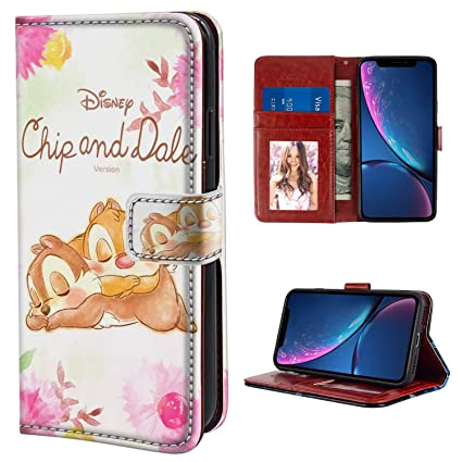 Amazon.com: DISNEY COLLECTION Funda tipo cartera compatible ...