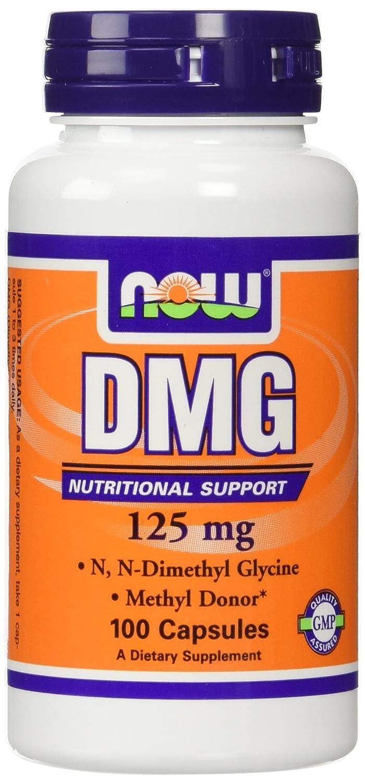 Now Foods DMG 125mg Caps Image 1