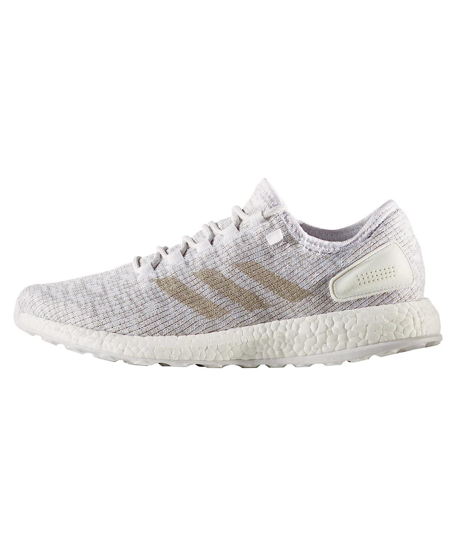 Adidas Pureboost, Zapatillas de Running para Hombre 44 EU Blanco (Ftwbla/Griuno/Ftwbla)