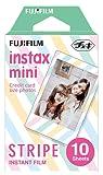 Amazon Price History for:Fujifilm Instax Mini Stripe Instant Film (Multi-Color)