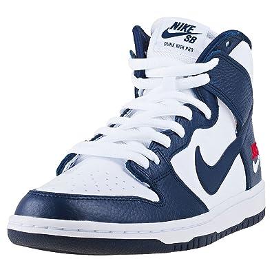 los angeles 005d0 8e1b8 Nike SB Zoom Dunk Hi Pro Future Court Mens Trainers  Amazon.co.uk  Shoes    Bags