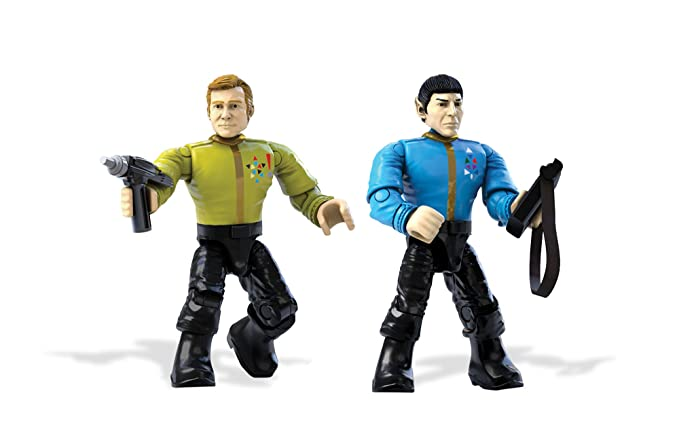 Star Trek The Original Series Transporter Room By Mega Bloks New Sealed