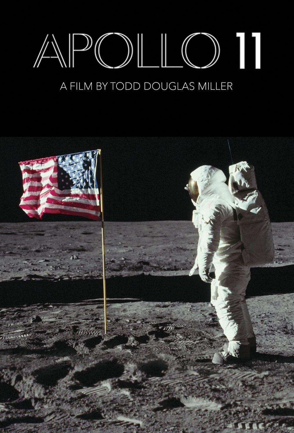 Lionbeen Apollo 11 Movie Poster Cartel de la Pelicula 70 X ...