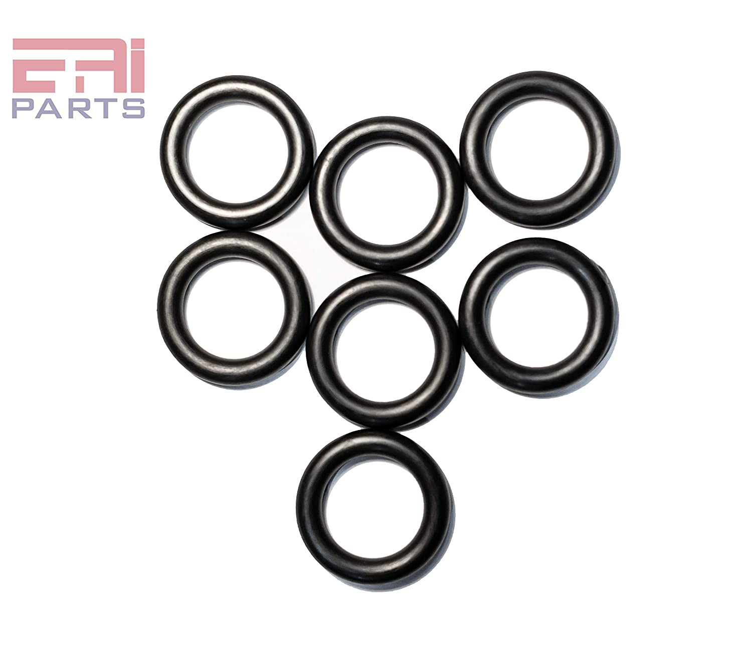 317 O-Ring Seal Buna-N; 70A Durometer Hardness- Pack of 10 15//16 ID X 1 5//16 OD X 3//16 CS