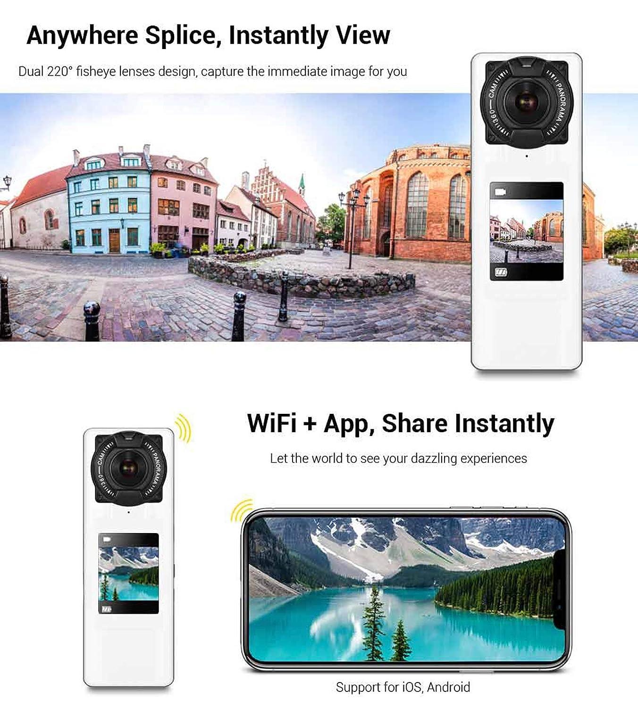 Love Life Cámara réflex Digital, cámara panorámica portátil en ...