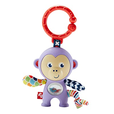 Fisher-Price Monkey Rattle : Baby