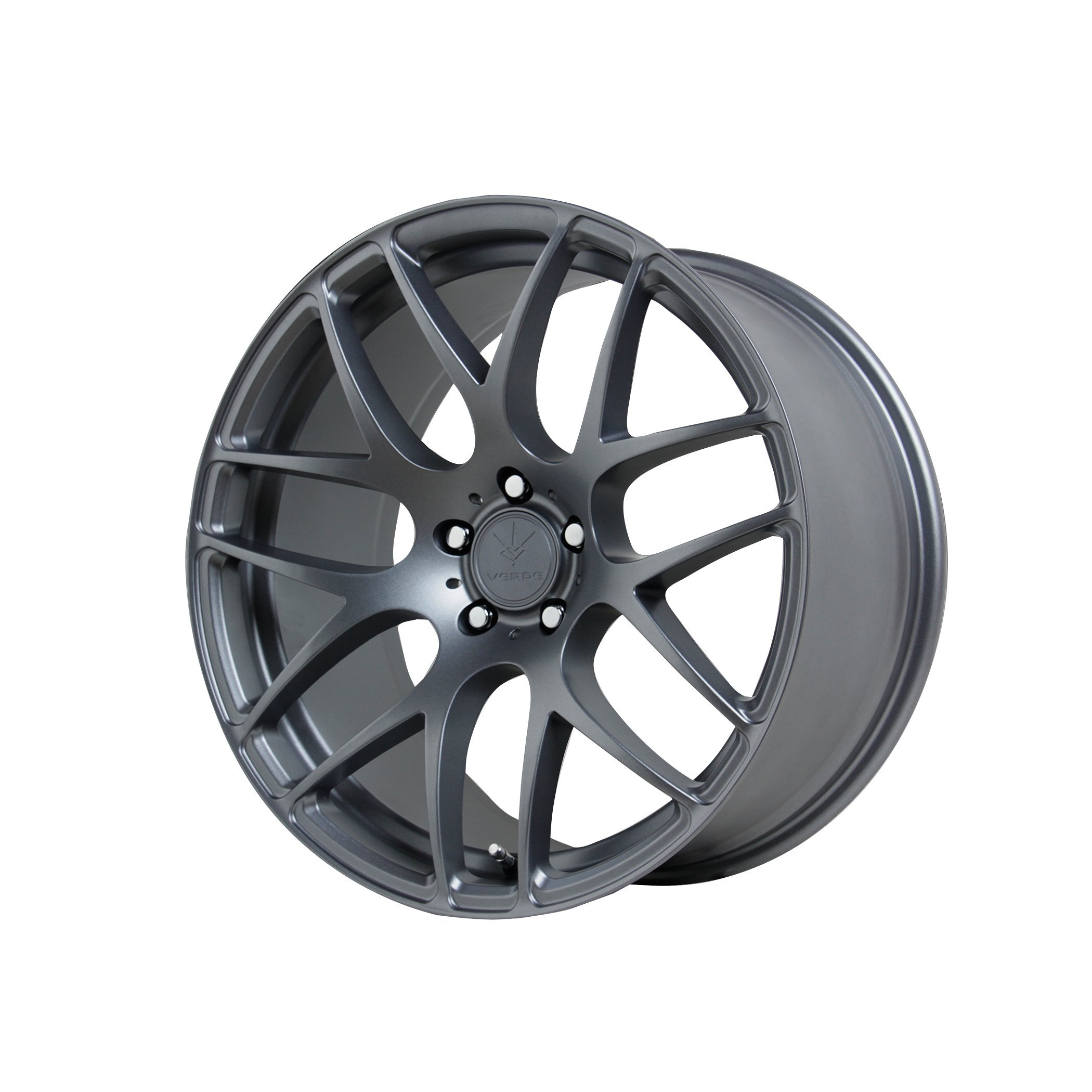 Verde Custom Wheels V44 Empire Matte Graphite Wheel (20x10''/5x4.5'')