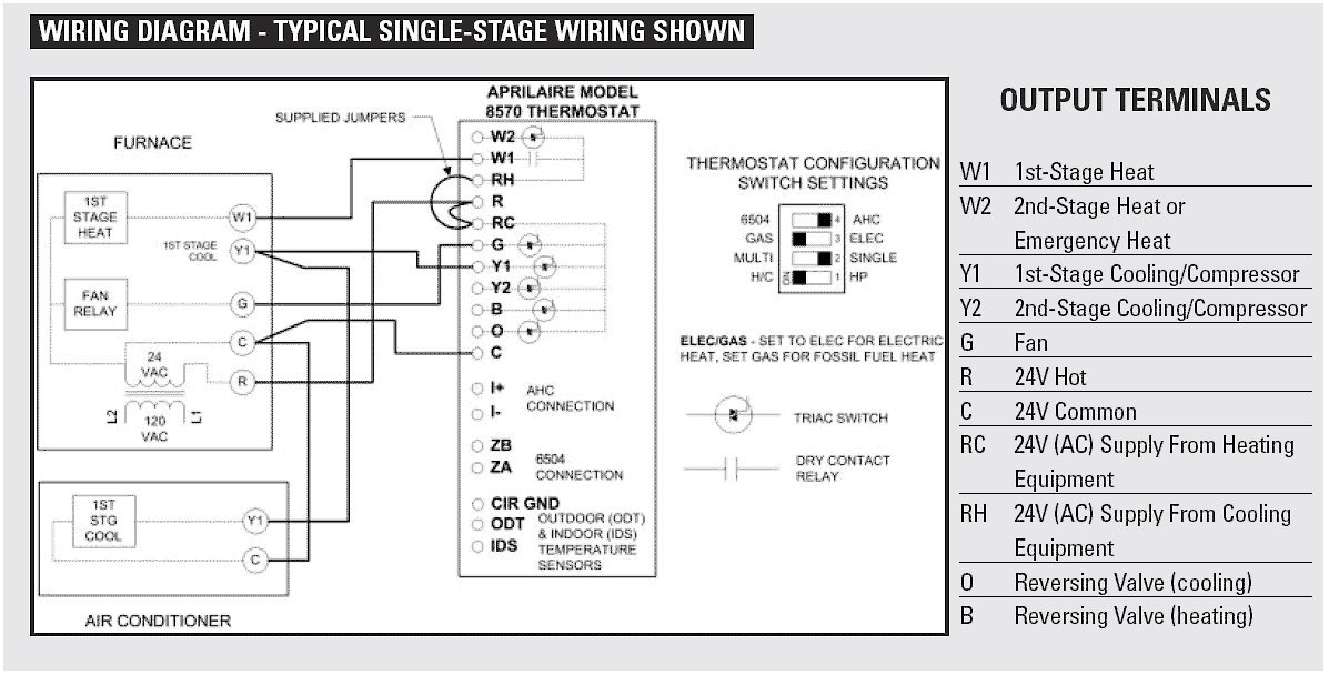 71aMRmuHCzL._SL1197_ aprilaire 8570 digital thermostat, 7 day programmable, energy star tx9600ts wiring diagram at edmiracle.co
