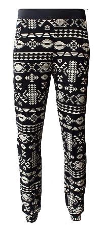GirlzWalk /® Girls Leopard Print Harem Trousers Pant Legging