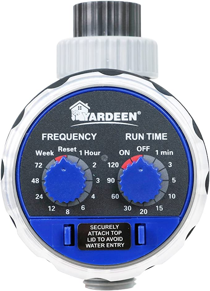 Yardeen Hose Water Timer Automatic Water Fauc