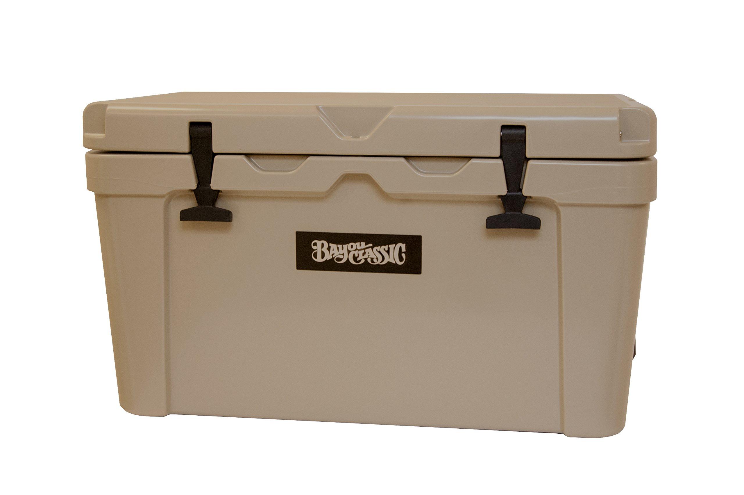 Bayou Classic BC45T BC45T-45-qt Bayou Cooler, 45qt, Tan by Bayou Classic