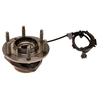 ACDelco FW121 GM Original Equipment Front Wheel Hub and Bearing Assembly with Wheel Speed Sensor and Wheel Studs: Automotive