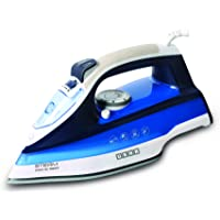 Usha Steam Pro 3820 2000-Watt Steam Iron (Blue)