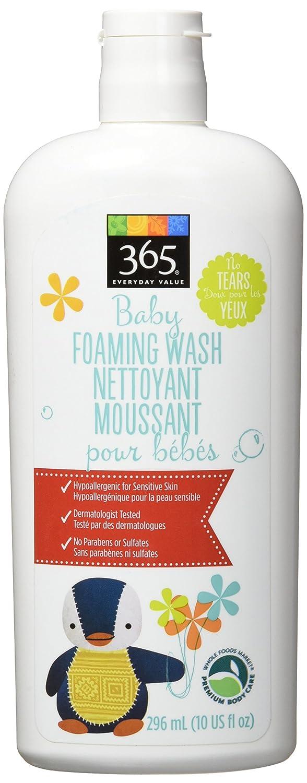 365 Everyday Value Baby Foaming Wash, 10 oz Whole Foods Market