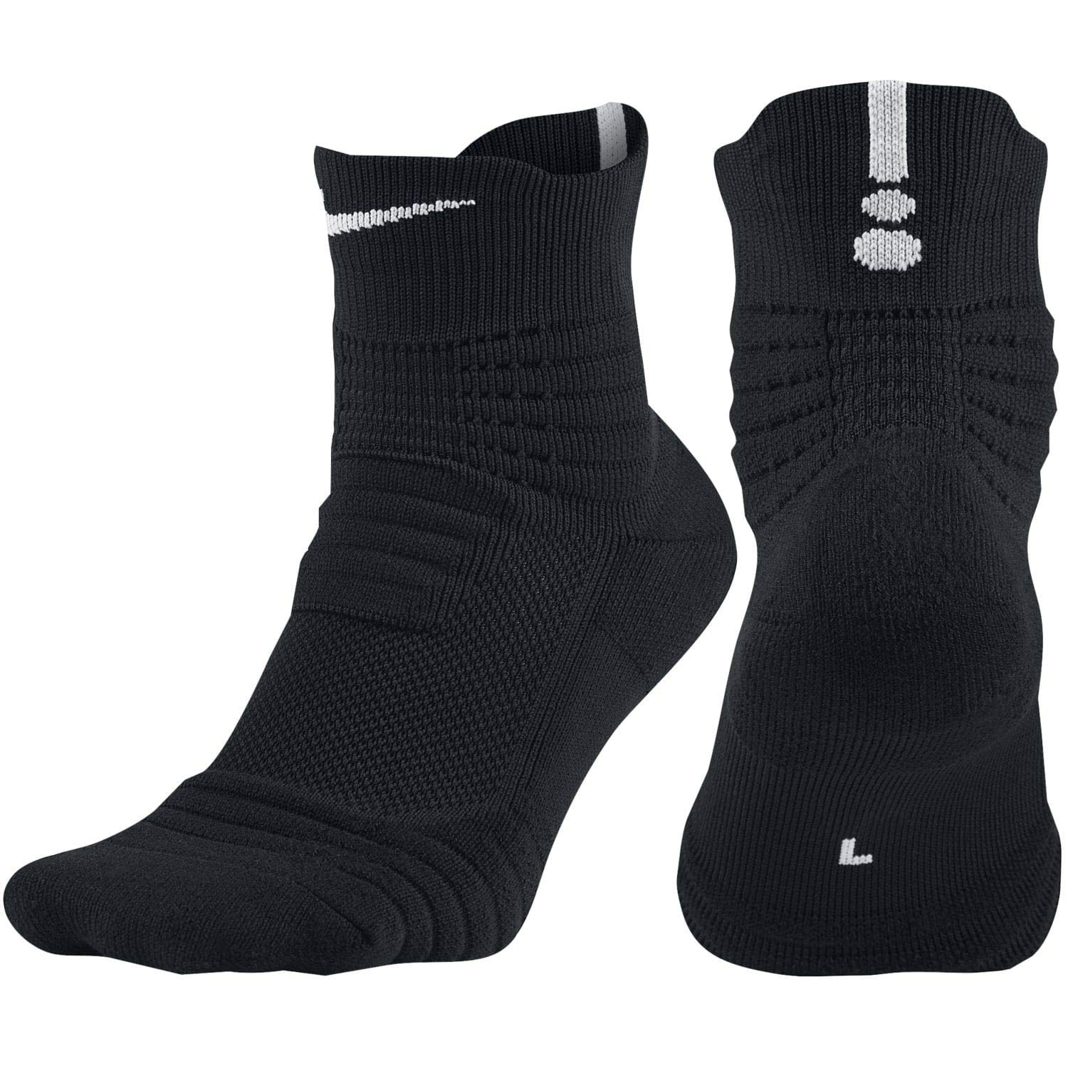 Socks Nike Elite Versatility Mid Basketball Sock Basketball
