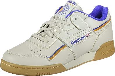 Reebok Workout Plus Mu (beige blue) DV4298   43einhalb