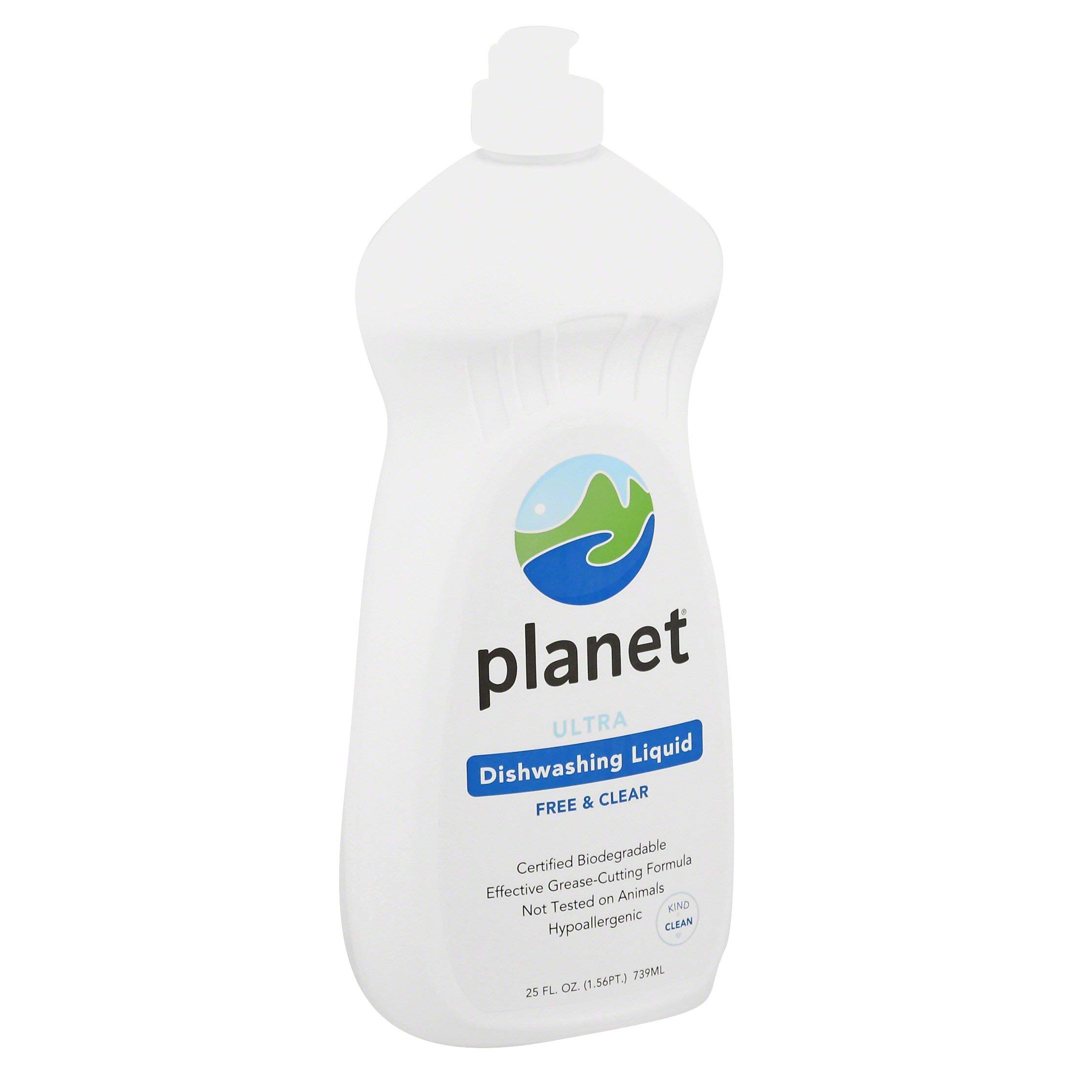 Planet Ultra Dishwashing Liquid, 25 Fluid Ounce Bottles (Pack of 12) by Planet (Image #3)