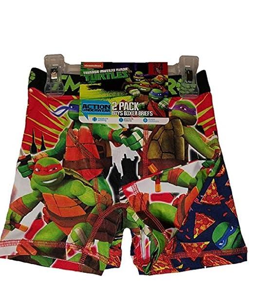 Amazon.com: Niños calzoncillos calzones 2 Pk ropa interior ...