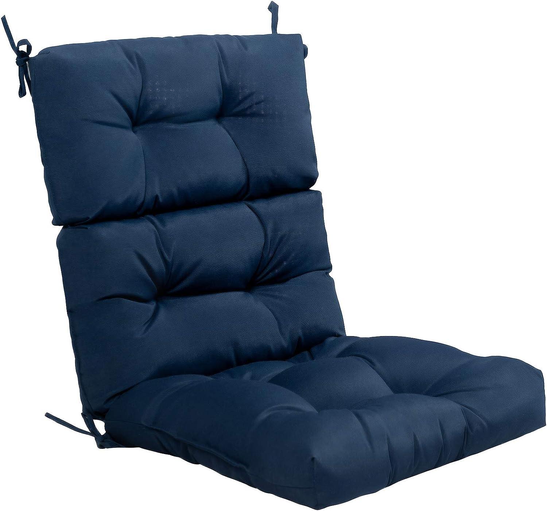 Giantex Tufted Outdoor Patio Chair Cushion 4.5