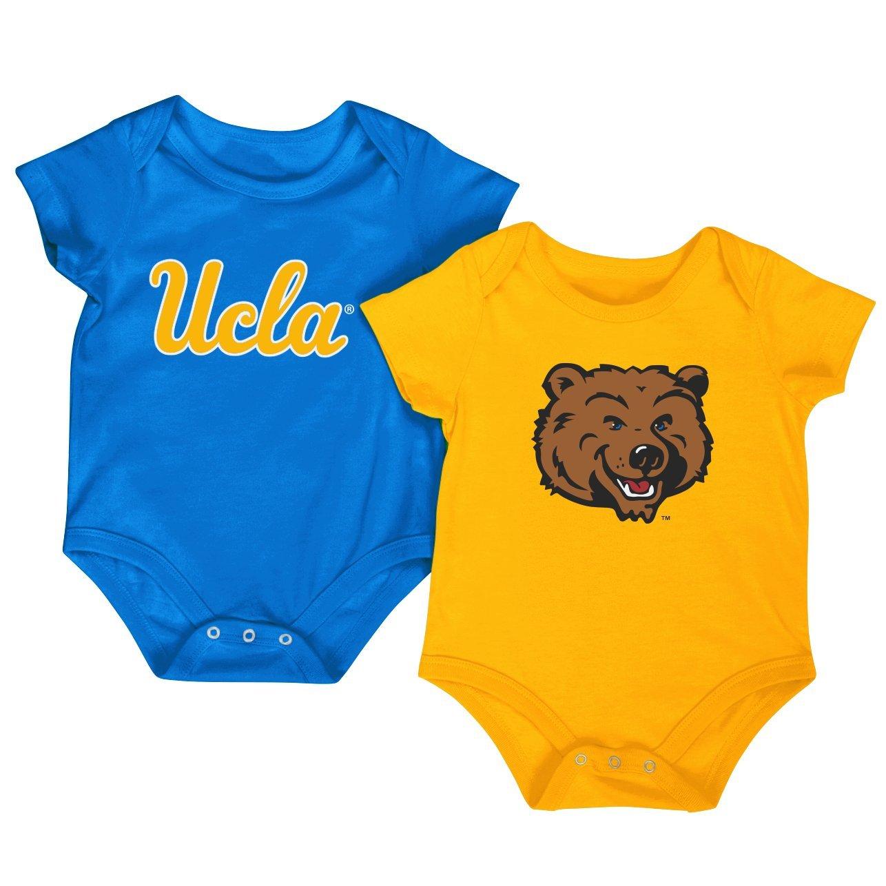 【楽天ランキング1位】 Colosseum NCAA半袖ボディスーツ2-pack-newbornと幼児サイズ B0761CHVTV B0761CHVTV UCLA Bruins 3-6 Months 3-6 3-6 Months|UCLA UCLA Bruins, コダマグン:37be27a8 --- svecha37.ru