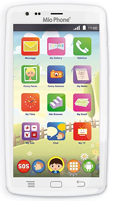 20 opinioni per Lisciani Giochi 55678- Mio Phone Evolution HD 5' Special Edition