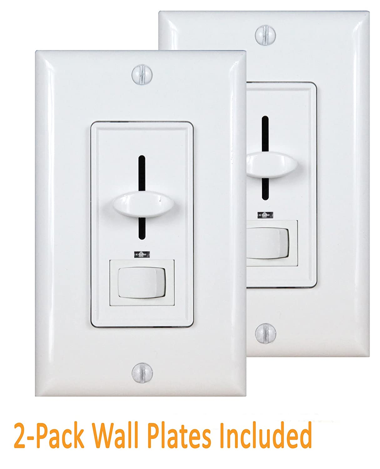 Light Dimmer Enerlites 50321 W 3 Way Switch For Energy Saving To Wire A Ask The Electrician Hd Coloring Pages Dimmable Incandescent Halogen 700 Watts Bulbs White 2 Pack