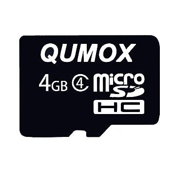 Micro Sd Karte 4gb.Qumox 4gb 4 Gb Microsd Micro Sd Flash Karte Card Amazon De