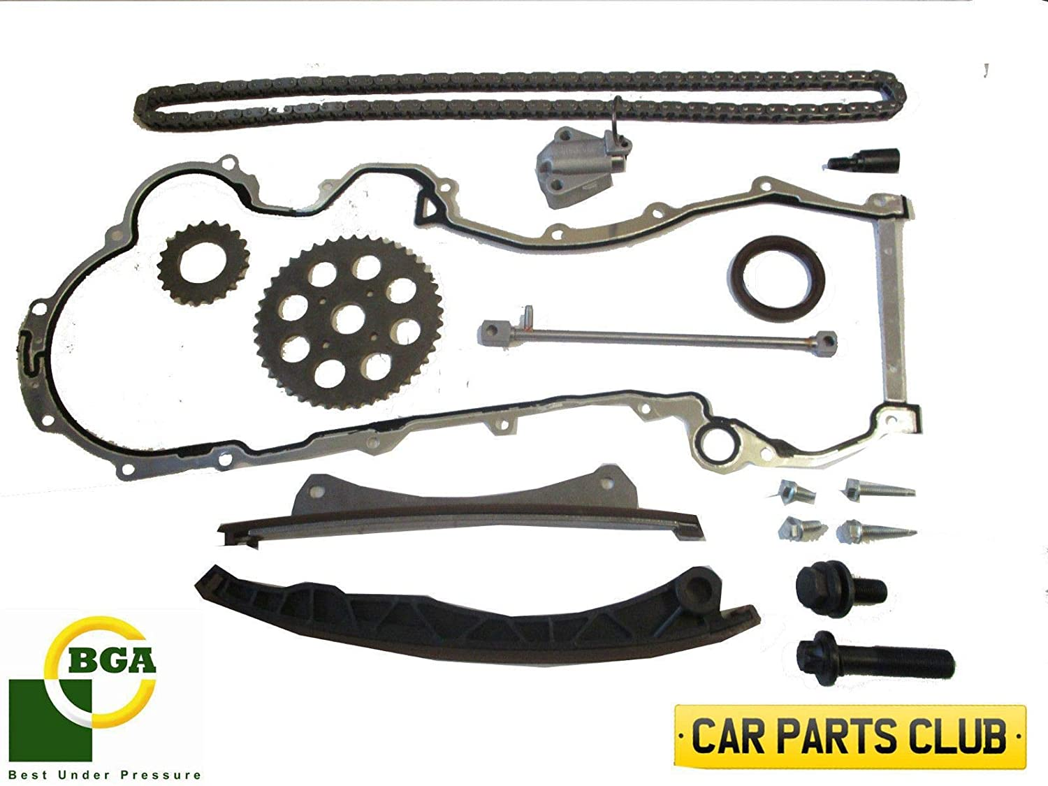 VAUXHALL ASTRA CORSA TIMING COVER GASKET 1.3 CDTi  2001/>
