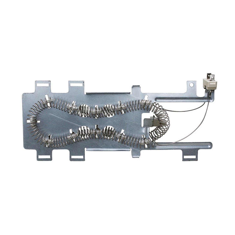 Siwdoy Dryer Heating Element for Whirlpool Kenmore Maytag