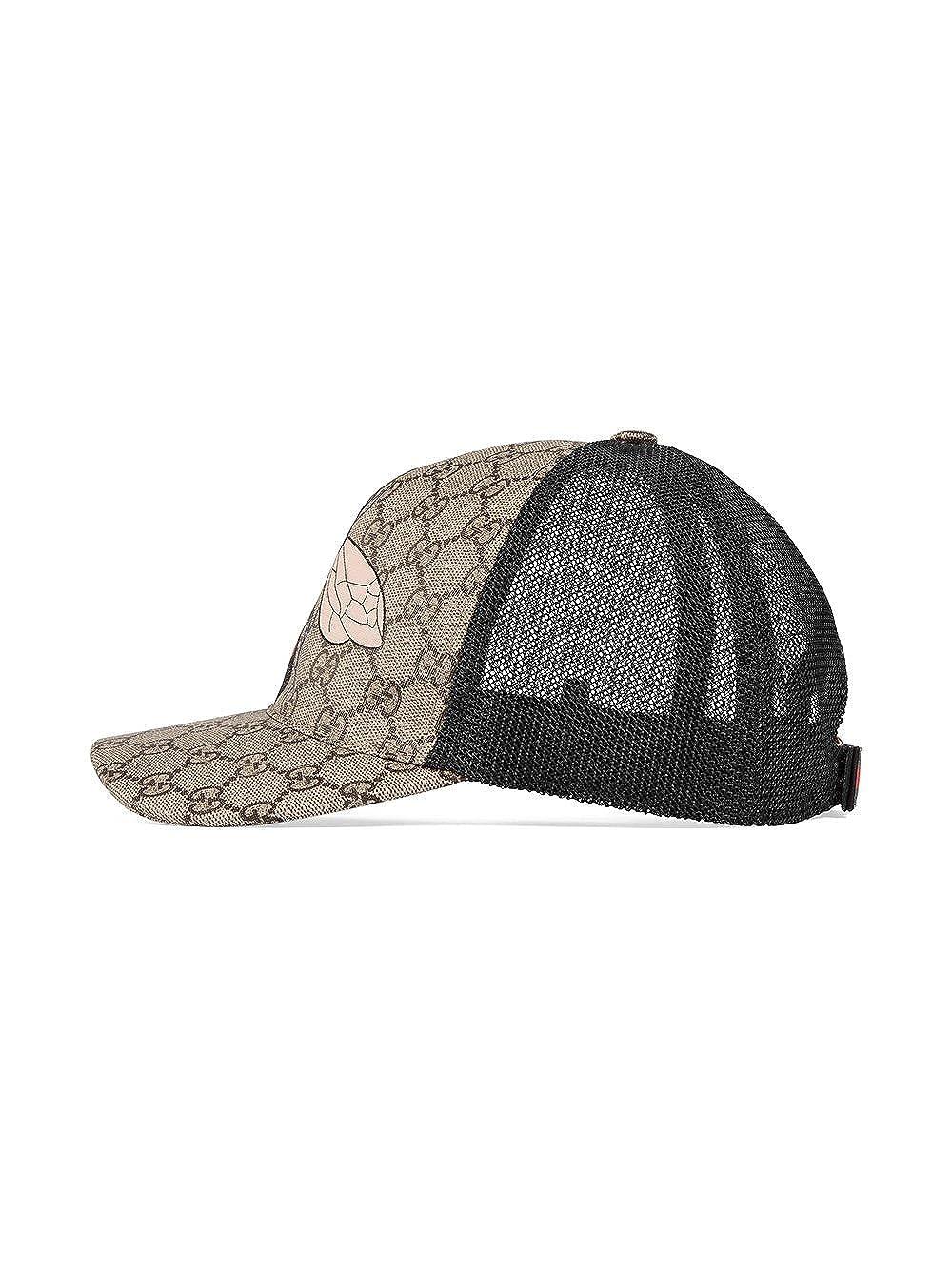 Gucci - Gorra de béisbol - para Hombre Marrón marrón Medium: Amazon.es: Ropa y accesorios