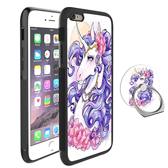 iphone 6s plus case with ring holder
