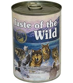 Taste of the Wild Alimentación Húmeda, Pato
