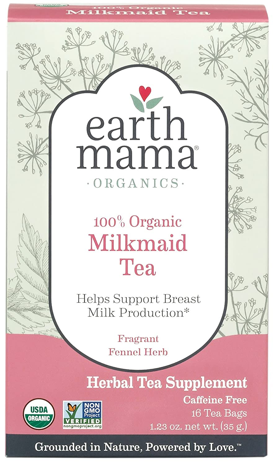Earth Mama Organic Milkmaid Tea Earth Mama Angel Baby EM-042