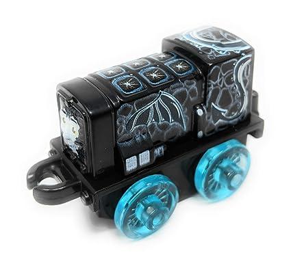 Amazon.com: Mini tren medieval negro Dragon Diesel 2