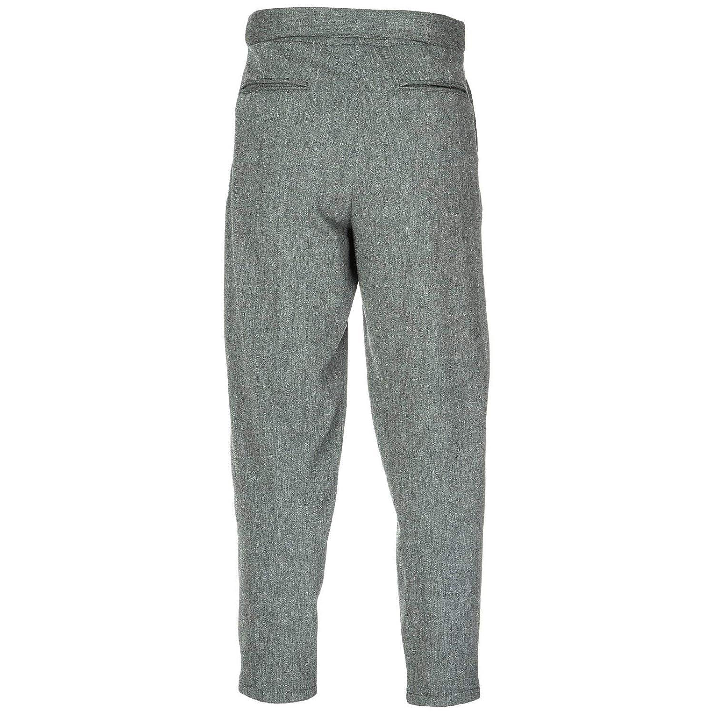 Amazon.com: emporio armani Men s Pantalones Gris, gris ...