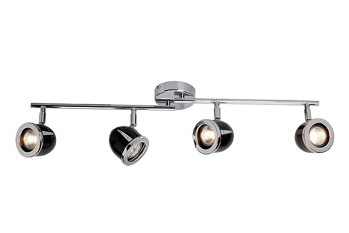 Brilliant G10032/76 Cinda - Lámpara de techo con 4 focos ...