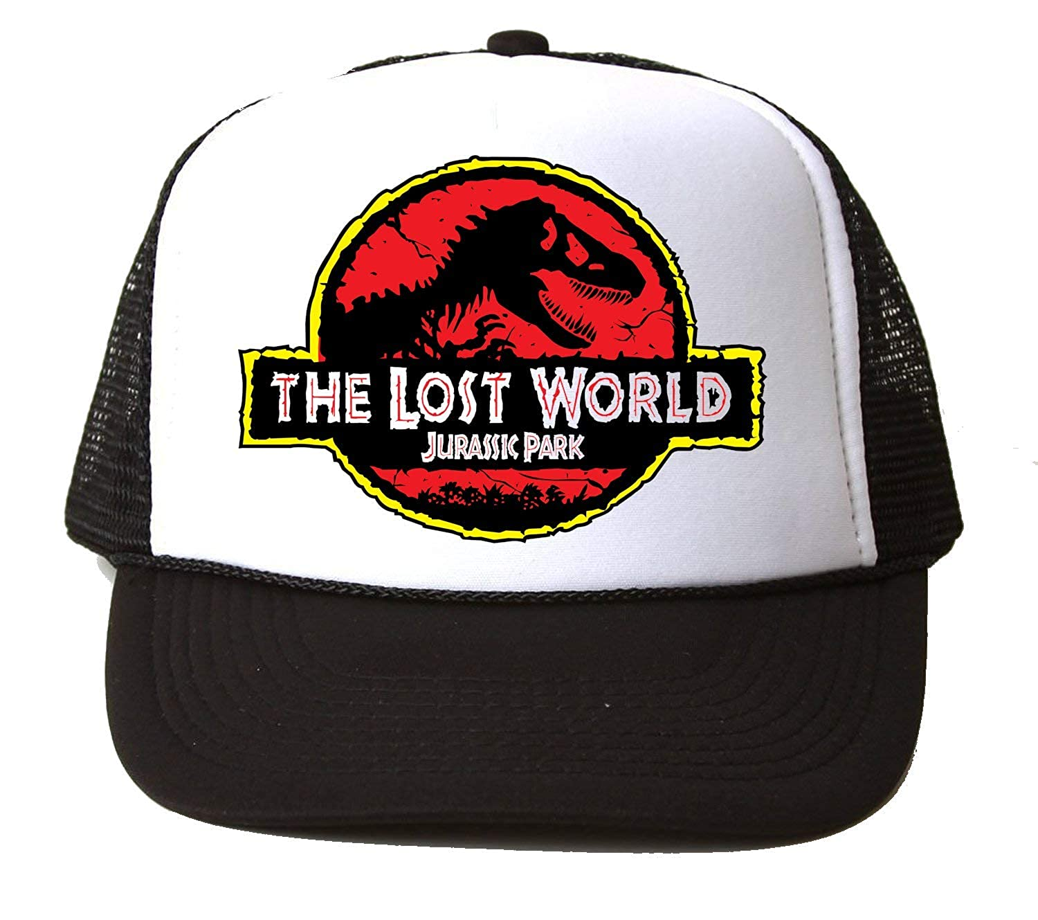 Jurassic Park The Lost World Logo Baseball Cap Hat Gorra Unisex ...